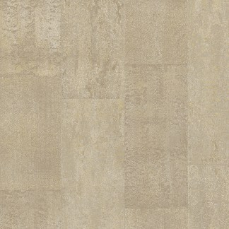 Knole in Butterscotch, semi-plain wallpaper design from the Aurora collection by Elizabeth Ockford.