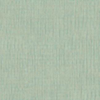 Garnet in Emerald, semi-plain wallpaper design from the Aurora collection by Elizabeth Ockford.