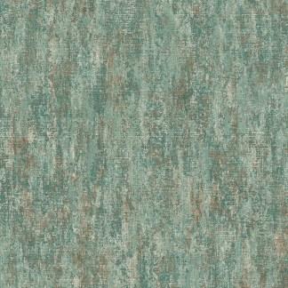 Morganite in Emerald, semi-plain wallpaper design from the Aurora collection by Elizabeth Ockford.