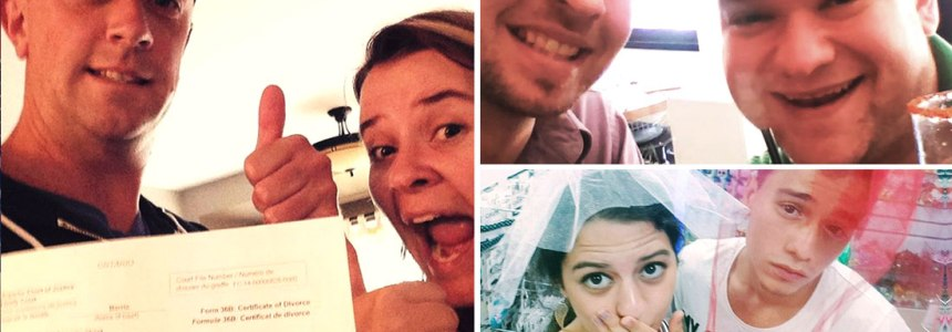 Divorce Selfies: The New Way to Breaking Up