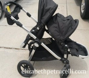 Baby Jogger City Select Double Inline Stroller