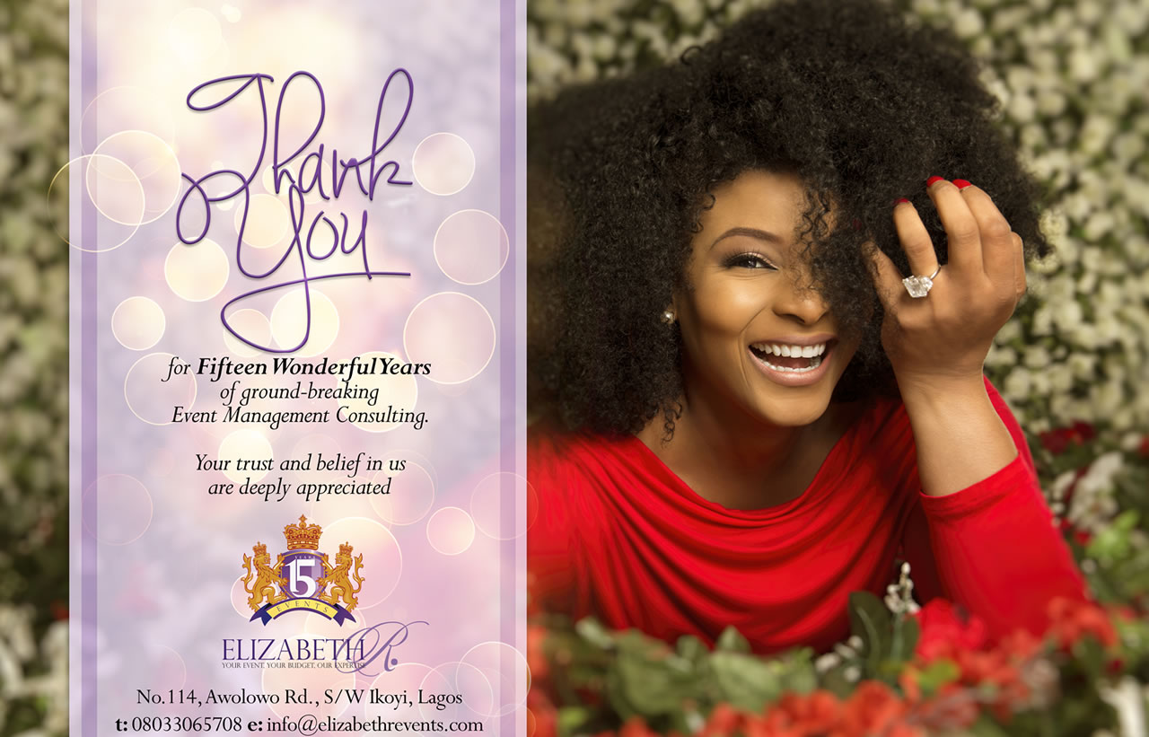 How Ibidunni Ighodalo founded Elizabeth R and reinvented Events Management