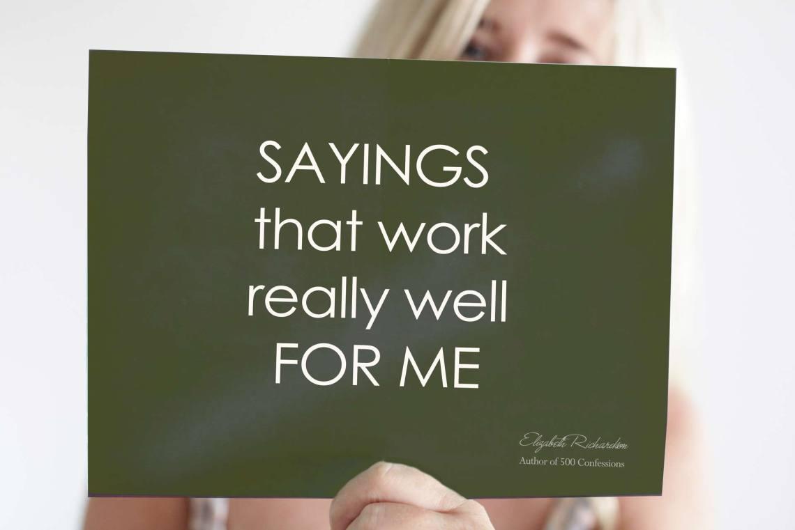 sayings-that-work