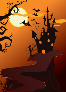 haunted house3002129-seasonal