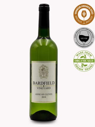 The Bardfield Anne of Cleves. A delightful English Wine.