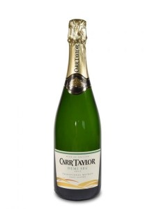 A beautiful English Sparkling Wine for a celebration