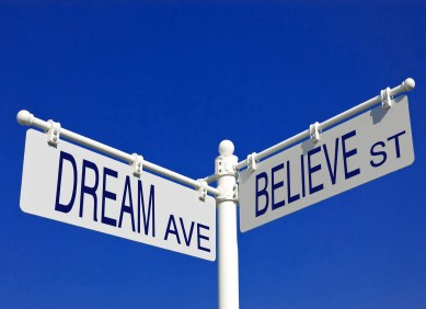 If You Can Dream It, You Can Do It! (or Just How Committed are You to that Goal?)