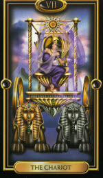 (Astro Sign) Cancer = The Chariot