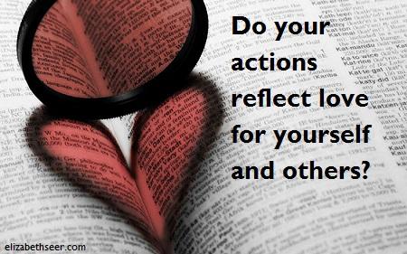 actionsreflectinglovememe