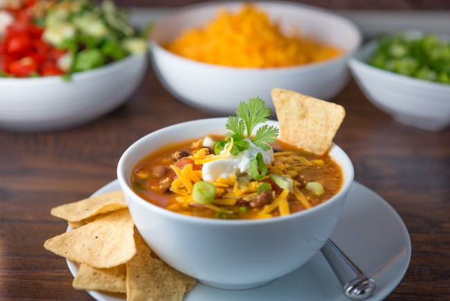 Turkey Taco Chili