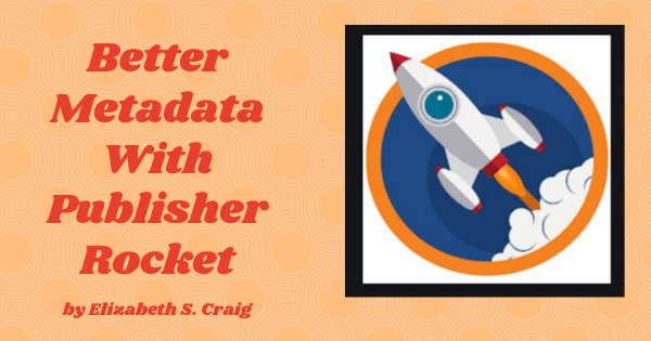 Publisher Rocket graphic with rocket detail