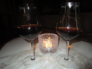 Etko Centurion 1991 Vintage on the left and KEO St. John on the right.