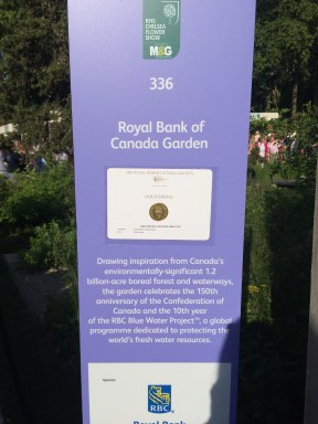 Royal Bank of Canada wins gold