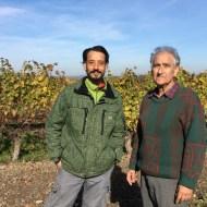 Pierre Sadoux, father and son, Chateau Court les Mûts, Vigneron of the Year 2018, Bergerac Wine Region, Guide Hachette