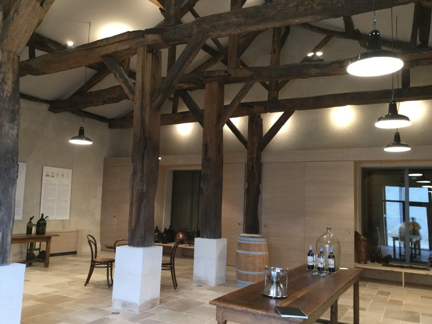 The Tasting Room, Chateau Monestier La Tour