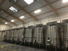 New Vat Room