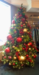 Christmas colours