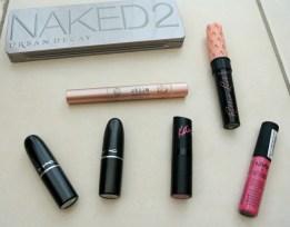 makeup haul edit