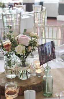 Pink, mint, peach and yellow wedding- Elizabeth Weddings