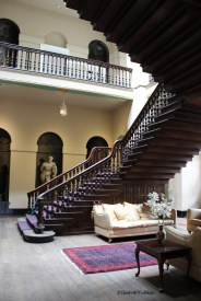 Grand Staircase room at Kings Weston House- Elizabeth Weddings