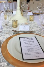 Handmade stationery at Goldney Hall- Elizabeth Weddings