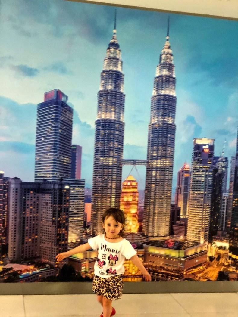 Kuala Lumpur para crianças