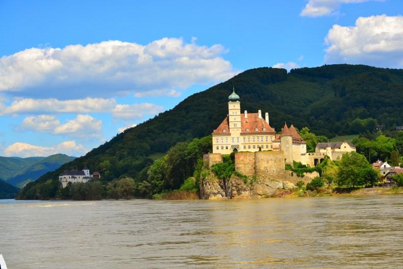 ruínas de castelos
