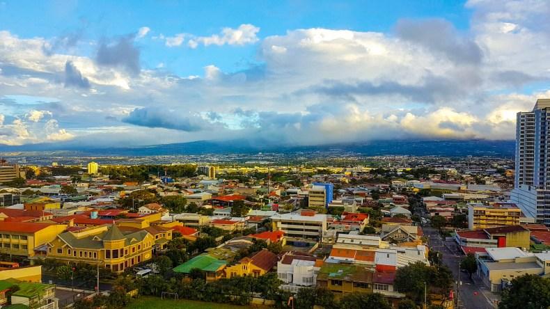 Vista de San Jose, Costa Rica!