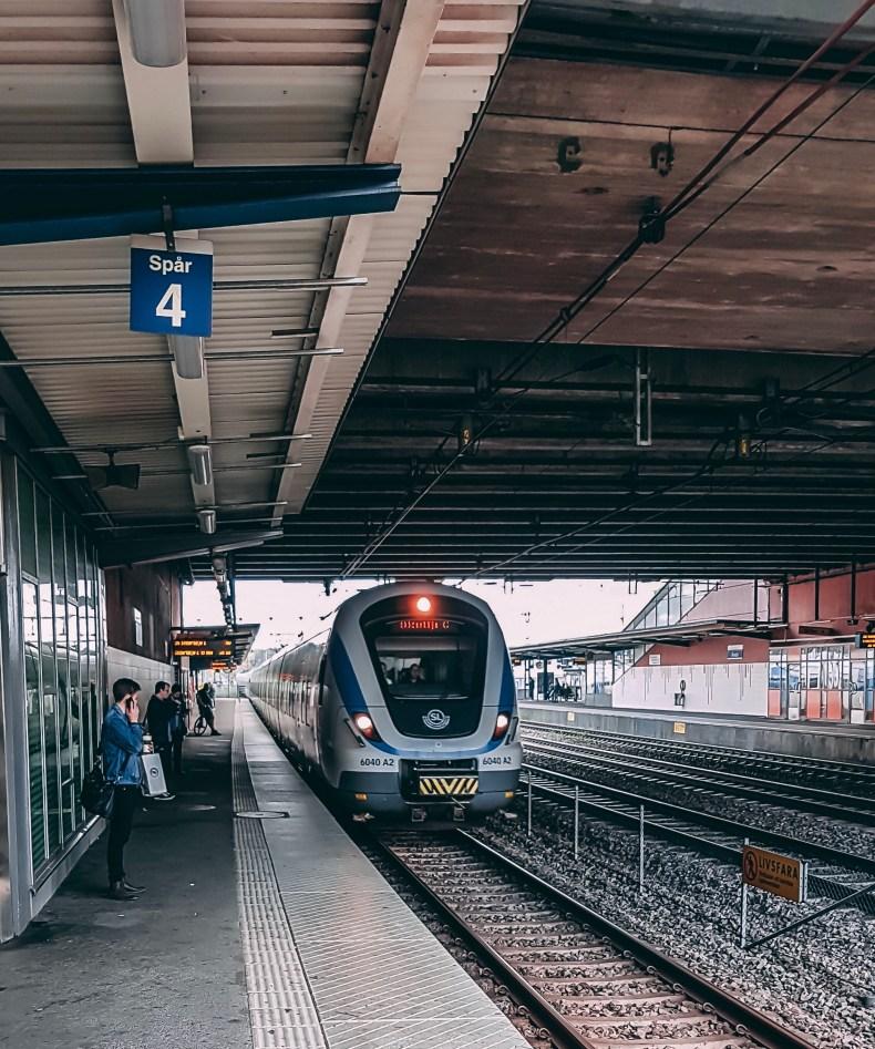 O que fazer em Estocolmo em 3 dias; Pontos turísticos de Estocolmo Onde ficar em Estocolmo? Próximo a estação de trem na Suécia.