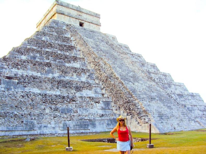 Pirâmide de Chichén Itzá