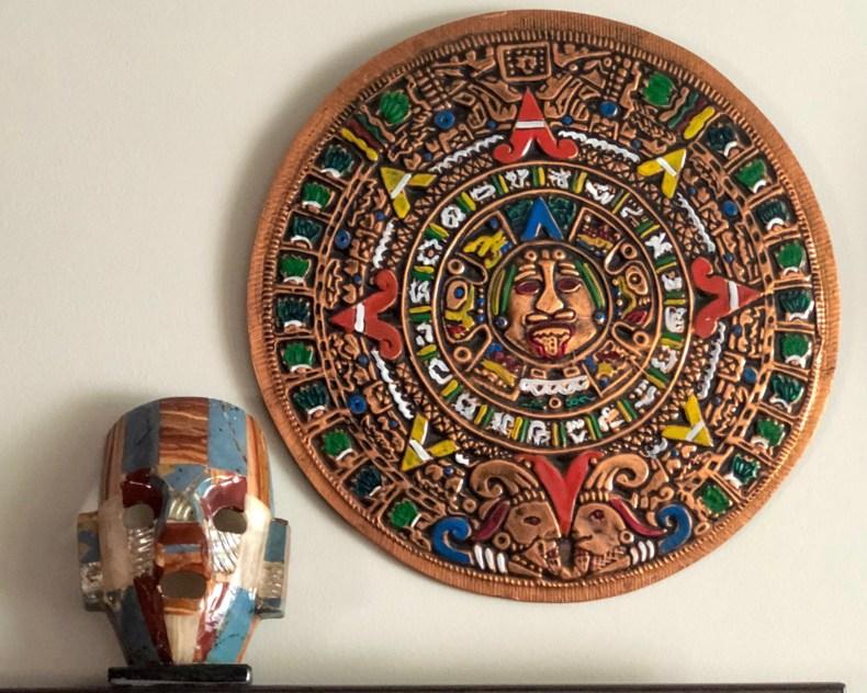 Artesanatos comprados em Cancún, Riviera Maya