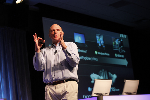 Why you should cold-email Steve Ballmer