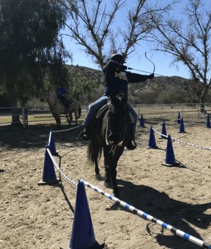 horse-archery