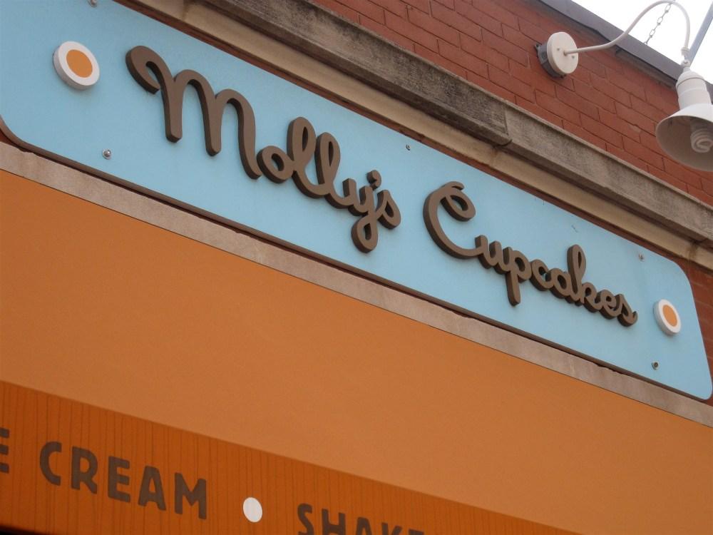 Molly's Cupcakes (3/3)