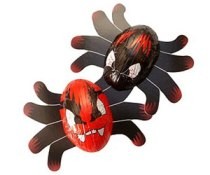 Best Halloween Treats - Chocolate Spiders