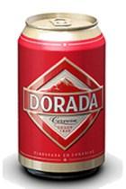 Beer in Tenerife - Dorada