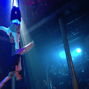 Photo from Midnight Circus at the MS Stubnitz