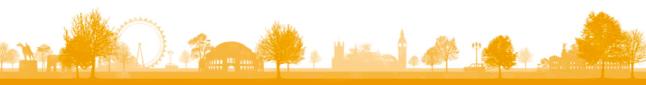 Royal Parks Footer image