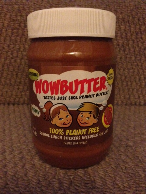 WOWBUTTER – Contains 100% no peanuts