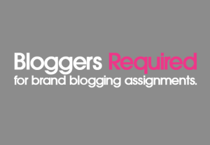 Bloggers Required One to Watch Nomination