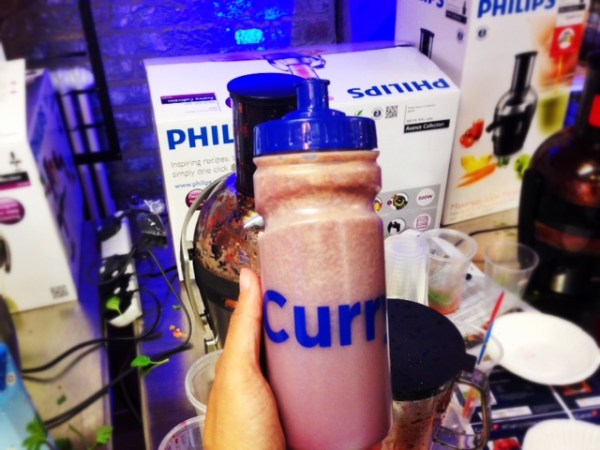 Thefinishedjuice - currysintrojuicing
