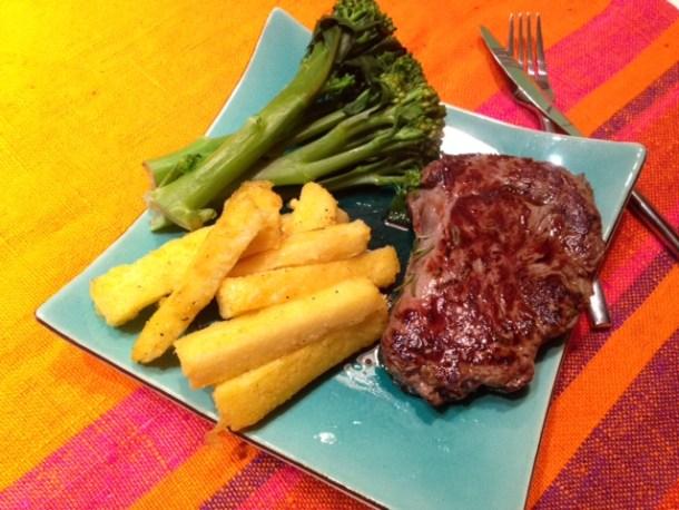 BeatTheBloat Lactofree Challenge steak