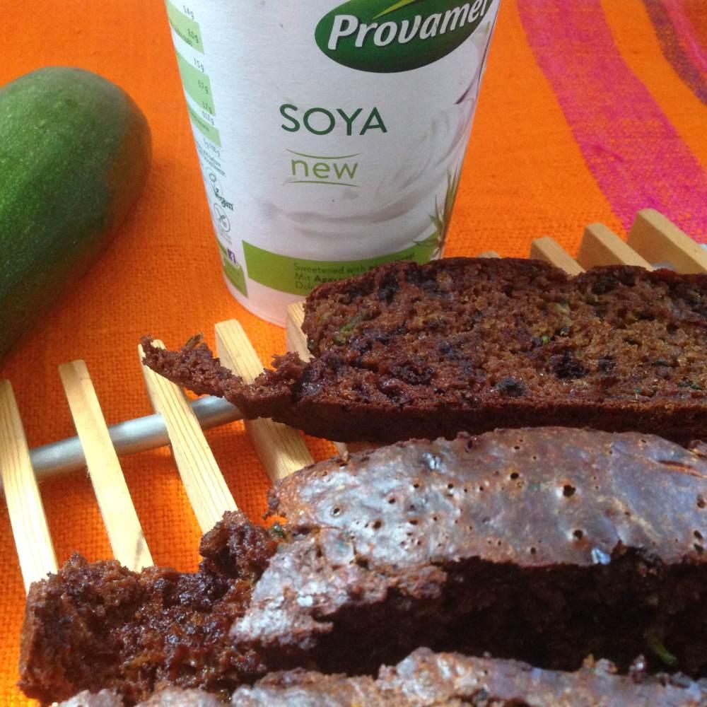 Chocolate Chip Courgette Cake Recipe