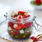 Viva Strawberry: Kilner Jar Recipe