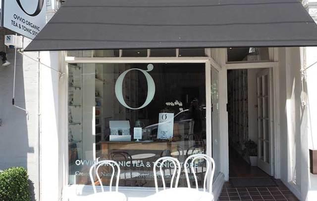 3 health cafes in paddington sydney - ovvio