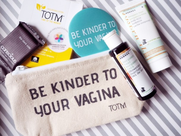 post-baby period - time of the month tampons