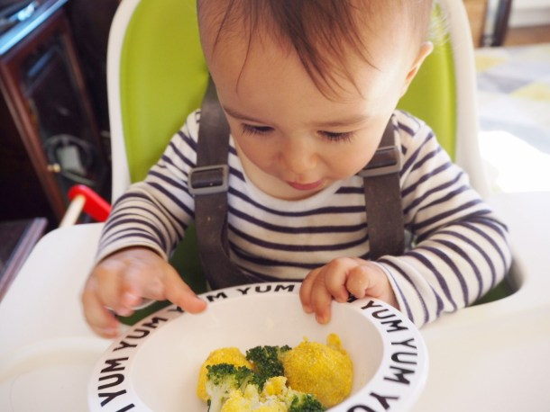 coconut lime bites recipe - baby led weaning