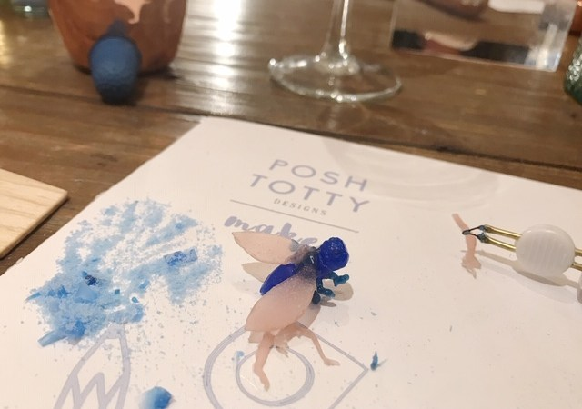 Posh Totty Silver Jewellery Making Workshop