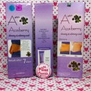 acaiberry slimming whitening scrub original emerald golden
