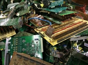 So much junk!